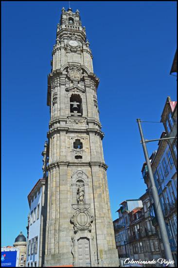 torre de los clerigos