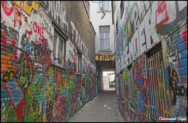 calle grafitis
