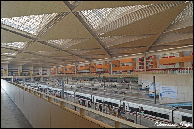 estacion delicias interior
