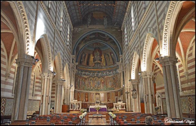 interior Chiesa di san paolo entro le mura