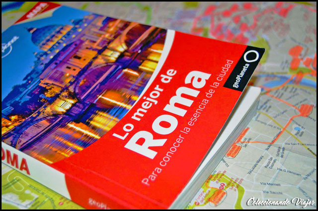 lonely planet roma