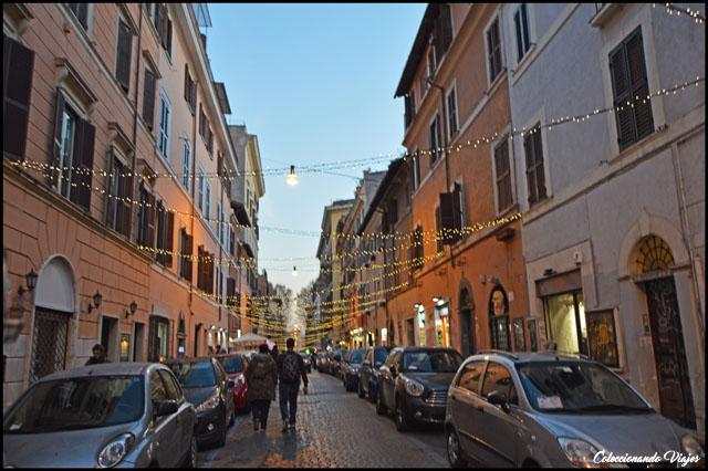calles trastevere