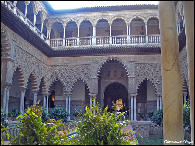 patio alcazar