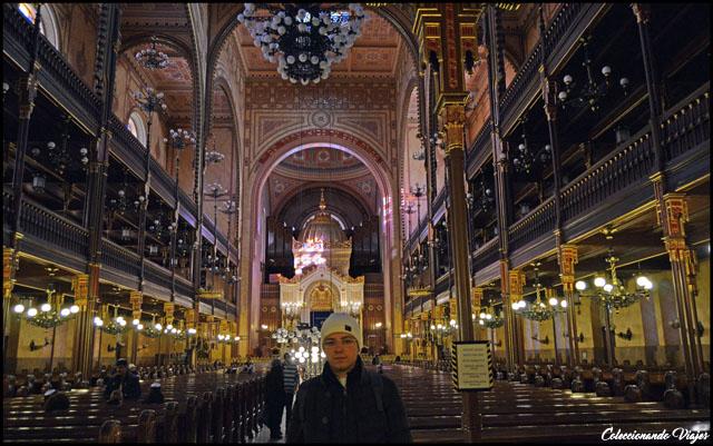 Gran Sinagoga interior