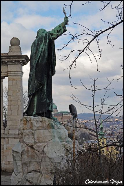 estatua de san gerardo