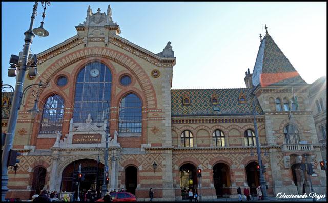 exterior mercado nagycsarnok