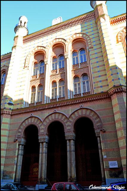 sinagoga barrio judio
