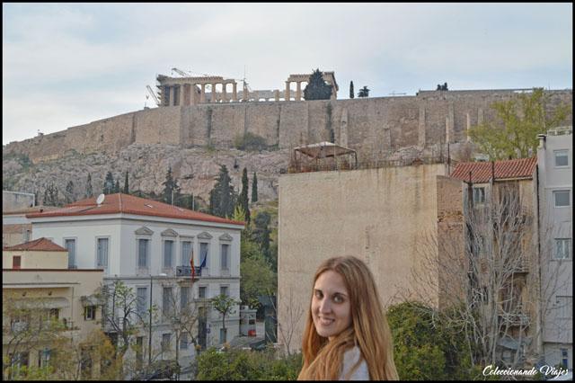 museo de la acropolis vistas