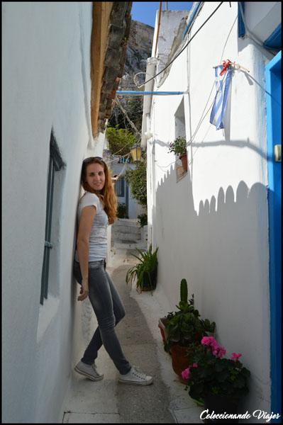 barrio anafiotika