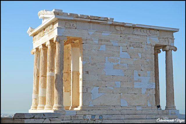 templo atena nike