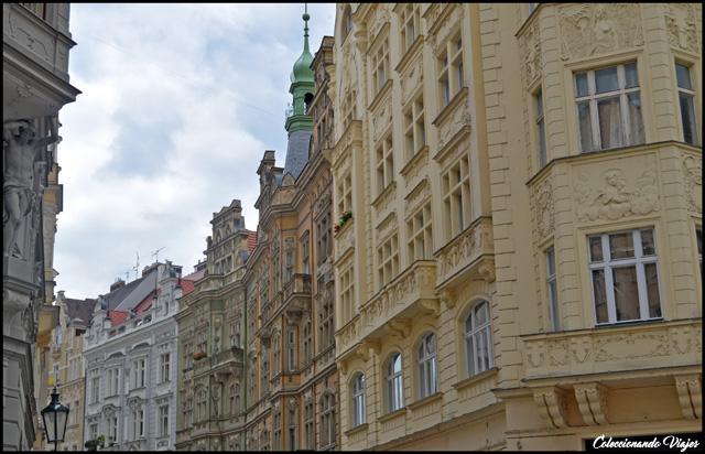 edificios calle