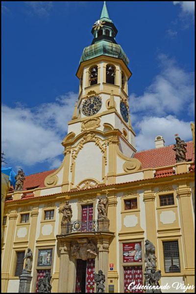 iglesia de loreto