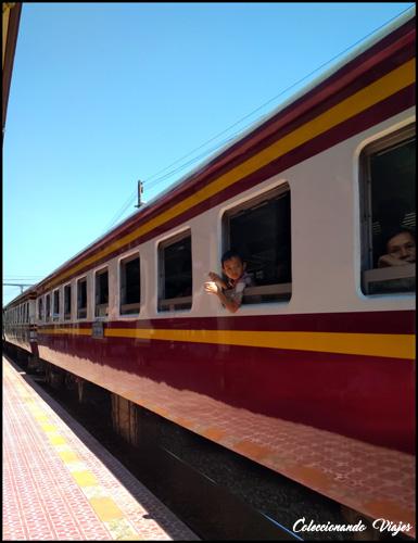 Transporte En Tailandia Coleccionando Viajes