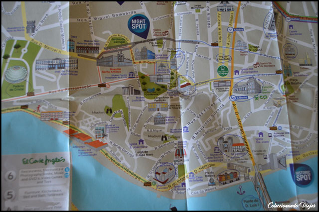 mapa oporto