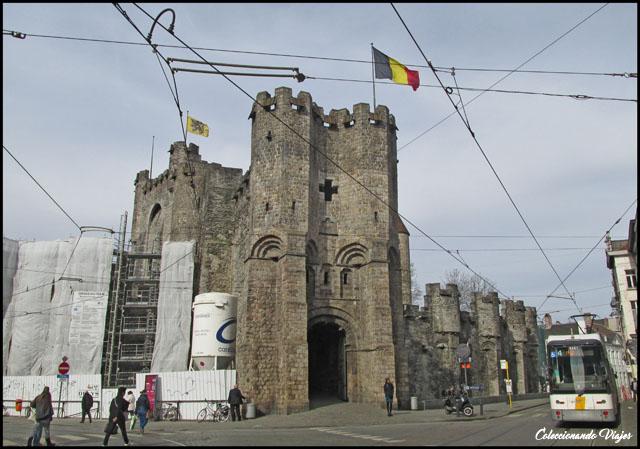 castillo de los condes Gravensteen