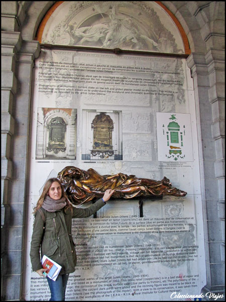 estatua de Everad´t Serclaes