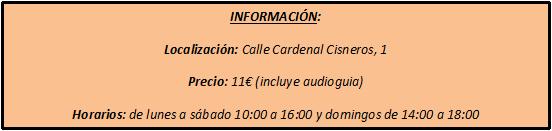 informacion catedral toledo