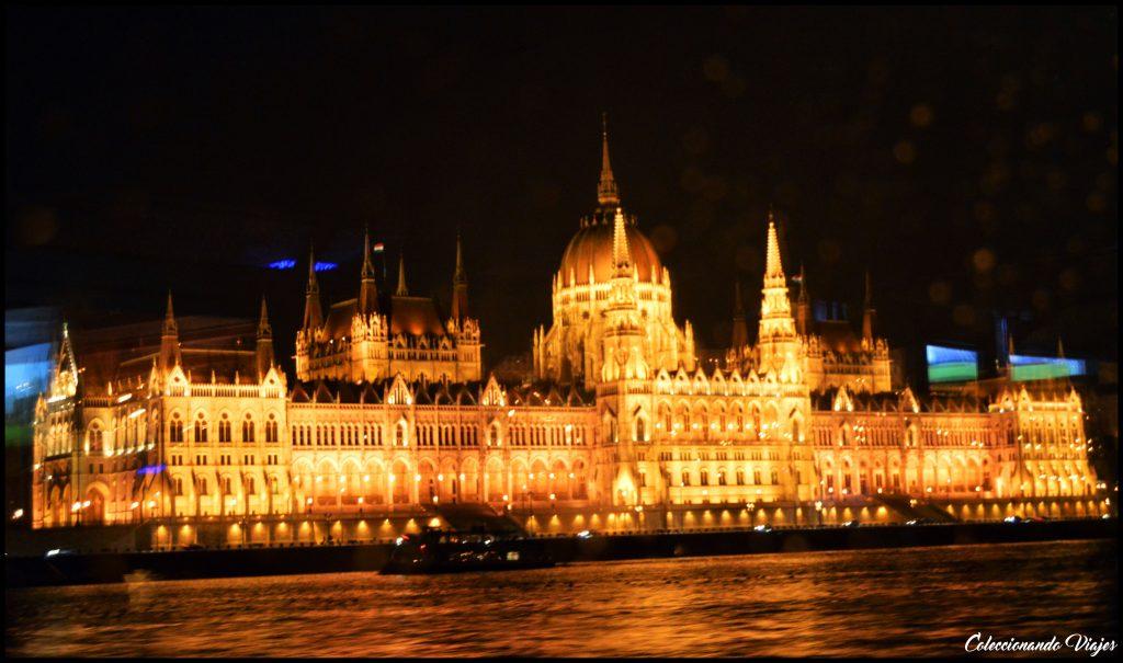 parlamento desde crucero