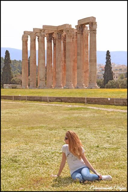 templo zeus olímpico