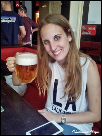 cerveza praga